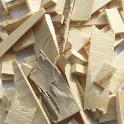 Chutes en ivoire de mammouth blanc, 100g