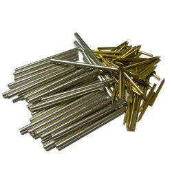 pointes métal pour clavecin