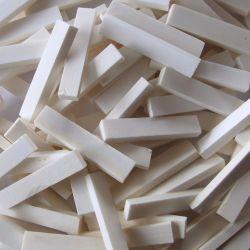 Assortiment de 30 sillets en os, second choix, toutes tailles