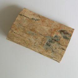 Bloc en ivoire de mammouth, ~110x68x12mm, ~200g