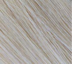 Crin blond d'étude longueur 80 cm, la botte de 480 gr