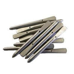 Cheville(s) diam 3,5 mm, acier, percée pour cordes sympathiques, 10 pièces