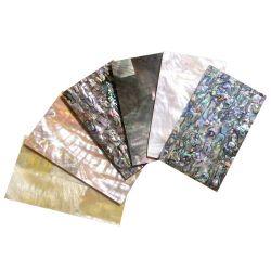 plaques de nacre reconstituée 120 x 70 mm