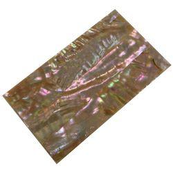 Plaque(s) de nacre rose Goldfish extra reconstituée 120 x 70 x 2 mm, la pièce