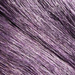 Crin teinté violet 78 cm, la botte de 480 gr