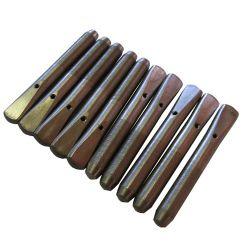 Cheville(s) diam 6 mm, acier, percée, 52 mm, 1 pièce