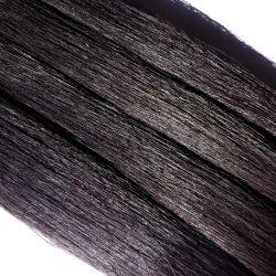 Crin noir longueur 81 cm, la botte de 480 gr