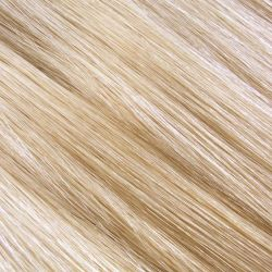 High grade blond bow hair, sorted ,75 cm length, 480 gr bundle