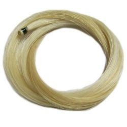 Mèche crin blond 79cm, 6g (violon)